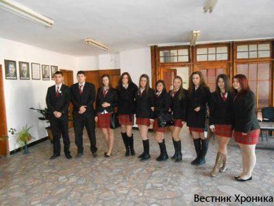 Ученици от Гоце Делчев поемат за един ден управлението на общината и една от банките