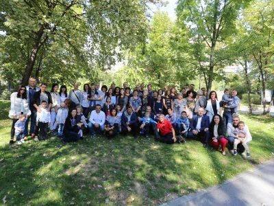 Родова среща събра четири поколения от калапотската фамилия Фандъкови в Гоце Делчев