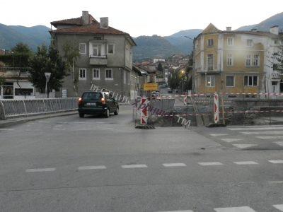 Новият мост при пазара в Гоце Делчев ще е готов през декември