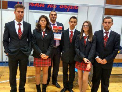 Учени от БАН са впечатлени от разработка на млади хора от Гоце Делчев, изпратиха им покана за съвместна работа