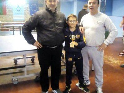 Тенис турнир в Седмицата на бащата в Гоце Делчев
