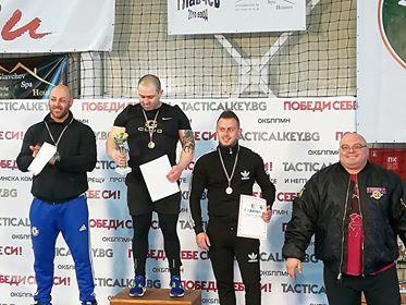 Тодор Панайотов е най-силният неврокопчанин
