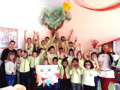 Шест награди пристигнаха в Гоце Делчев от национален конкурс за три класа от Трето ОУ