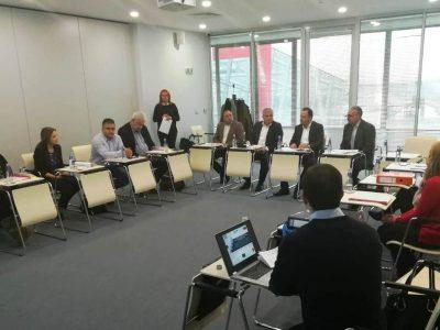 Първа работна среща на партньорите за подобряване на достъпа и качеството на здравните услуги в недостъпни и отдалечени населени места в граничния район на община Гоце Делчев и община Пангеос