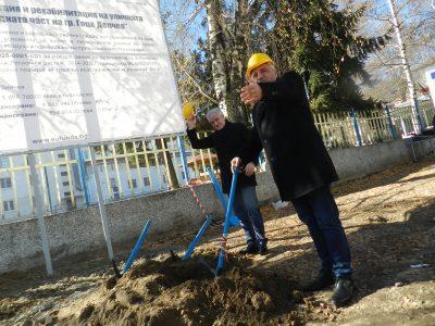 Започна ремонт на улиците в западната част на град Гоце Делчев