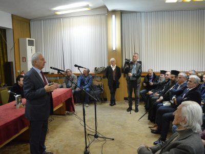"""Неврокопчани с голям интерес към книгата на проф. Герджиков """"Аз не бях политик"""""""