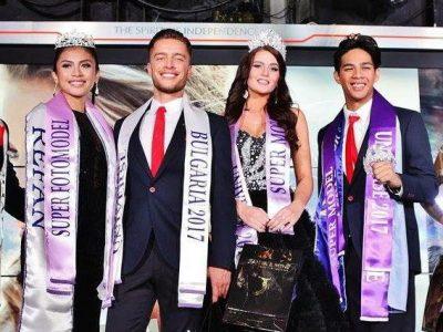 Неврокопчанин спечели титлата Super Model Universe за България