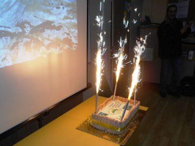 """Единственият официално открит в община Гоце Делчев ученически туристически клуб """"Пирински стражи"""" стана на две години"""