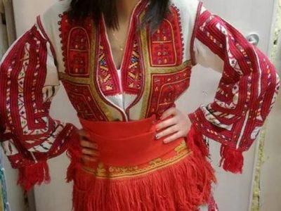 Красива неврокопчанка спечели наградата на националната женска организация на ВМРО