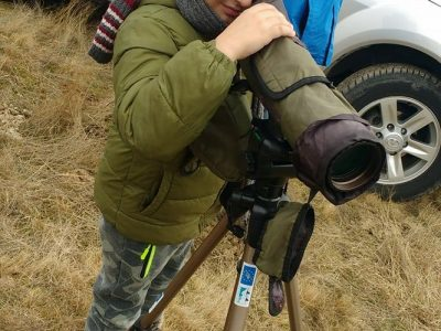 Екипът на БДЗП – клон Гоце Делчев, преброи зимуващите водолюбиви птици