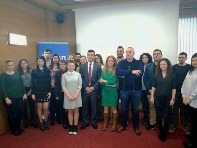 Евродепутатът Асим Адемов започна новата година с интересна инициатива