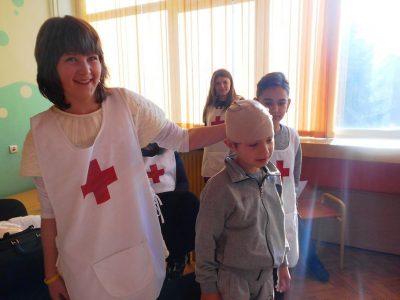 Посланици на здравето се учат как да оказват първа долекарска помощ