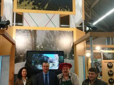 """ЮЗДП е водещ организатор на българското участие   в тазгодишното ловно изложение """"JAGD & HUND"""" в Дортмунд"""