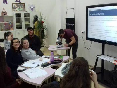 """Модерен и ценен подарък за ученици и преподаватели в ПМГ """"Яне Сандански"""" – Гоце Делчев"""