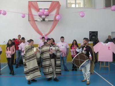 """Млади хора от ПГ по МСС в град Гоце Делчев казаха """"не на тормоза в училище и в семейството"""""""