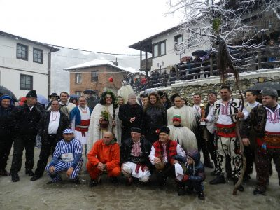 Празник на виното в село Делчево край Гоце Делчев
