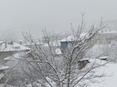 Снегът не изненада никого в Гоце Делчев и района