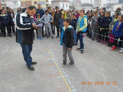 Деца от Трето ОУ в Гоце Делчев се състезаваха в Лъвски скок