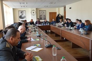 Град Гоце Делчев беше домакин на работна среща за обсъждане на нови проекти по Програма ИНТЕРРЕГ – Трансгранично сътрудничество между България и Македония