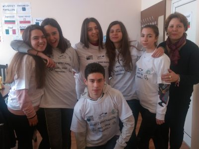 Млади хора от Италия и Македония и техни учители гостуваха на свои приятели в Хаджидимово