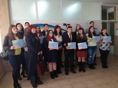 Петима победители от Гоце Делчев в национален конкурс, обявен от евродепутата Асим Адемов