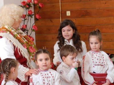 Баба Марта пристигна и в Гоце Делчев
