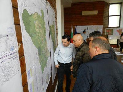 Два крайградски парка и въжена линия до Попови ливади са включени в новия общ устройствен план на Гоце Делчев