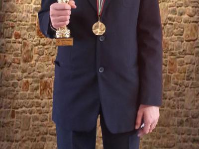 Иван Духов от Гоце Делчев взе първо място на СофтУниада 2018 година