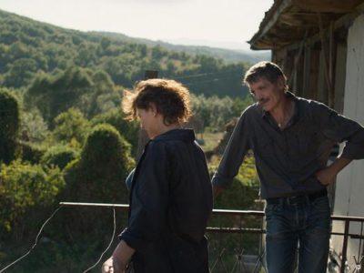 Сниман в село Петрелик филм, върви в кино Парадизо в Гоце Делчев