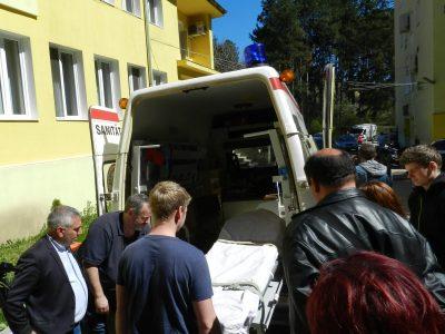 Още една линейка е на разположение на жителите на Гоце Делчев, Гърмен, Хаджидимово и Сатовча