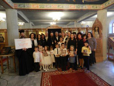 Деца от Гоце Делчев пяха и събраха средства за строителство на черква