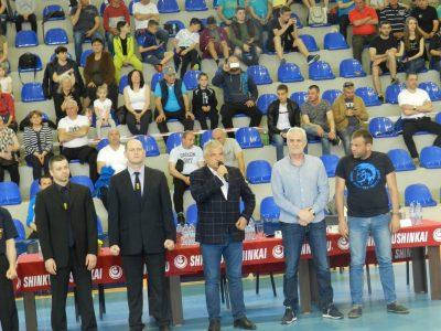 Град Гоце Делчев и зала Арена Неврокоп са домакини на национално първенство по карате шинкиокушин