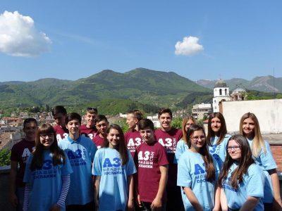 Посланието на младите хора от Гоце Делчев и региона: Танцувай с нас, Европа