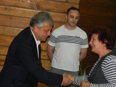 Кметът на Гоце Делчев награди най-активните в пролетното почистване на града