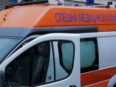 Пътят от Гоце Делчев към Банско е затворен заради катастрофа