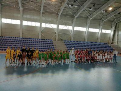 Международен баскетболен турнир събра деца от Македония и България в град Гоце Делчев