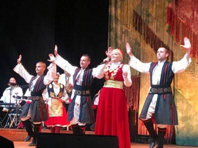 Николина Чакърдъкова стопли сърцата на българските евреи в Тел Авив