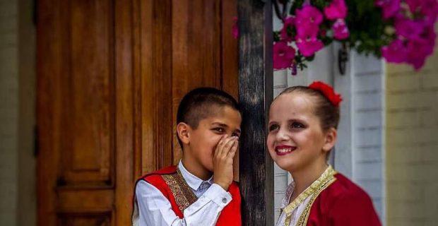 Детски концерт в Гоце Делчев за началото на лятото