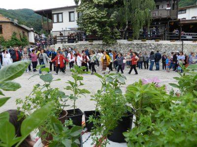 На Еньовден в село Делчево