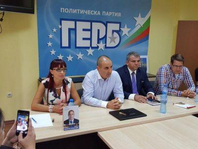 Цветан Цветанов пред журналисти: В Гоце Делчев ми предстои сериозен разговор