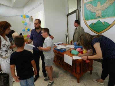 Над 200 деца се включиха в клубовете по интереси от лятната програма на Община Гоце Делчев