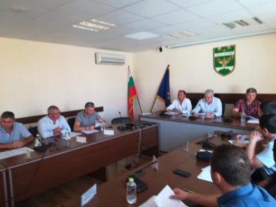 Общинските съветници от Гоце Делчев, Гърмен и Хаджидимово не искат боклука на Благоевград