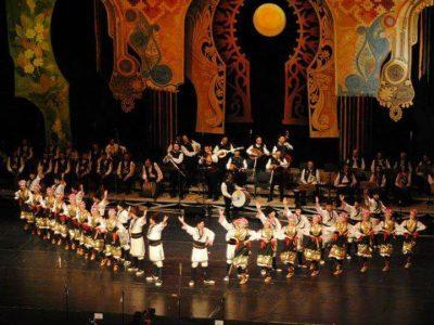 """Ансамбъл """"Пирин"""" ще гостува в град Гоце Делчев в Деня на Съединението"""