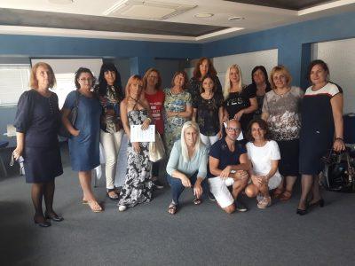 Учители от Трето ОУ в гр. Гоце Делчев се обучават как да помагат на децата в кариерното им ориентиране и развитие