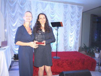 """Хотелски комплекс Uva Nestum спечели наградата """"Най-добър СПА хотел  на Българския съюз по балнеология и СПА туризъм"""