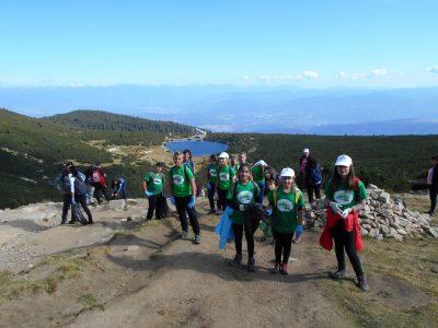 """Кой и как се включи в инициативата  """"Да изчистим България заедно"""""""