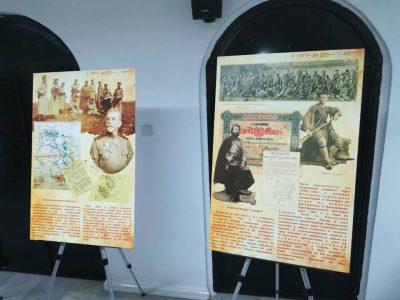 Интересна изложба, свързана с военната история и освобождението на Неврокоп гостува в музея на Гоце Делчев