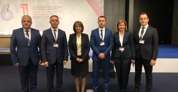 Кметовете на Гоце Делчев и Белица търсят инвеститори от Китай