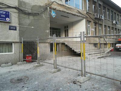 Асансьор ще улесни достъпа на пациенти до кабинетите в Медицински център 1 в град Гоце Делчев