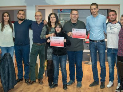 "Победителите в конкурса ""Моят град Гоце Делчев"" получиха своите грамоти и награди"
